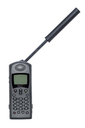 Iridium Motorola 9505A and data kit