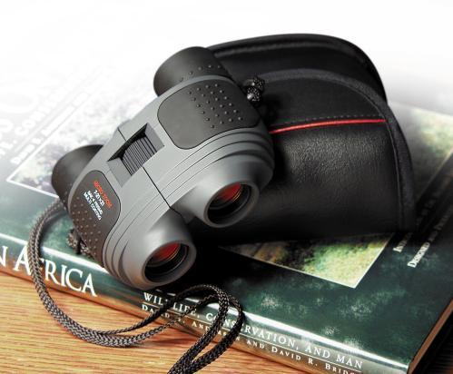 Ultra Compact Micro-Zoom Binoculars
