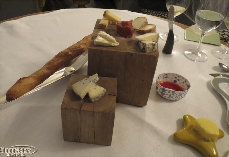 Restaurant Jean-François Piège