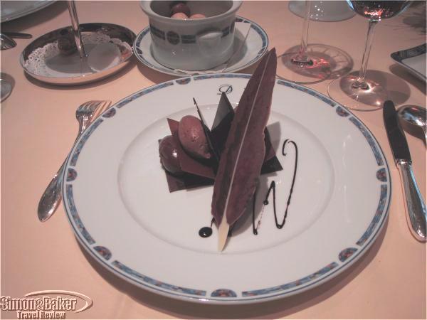 Restaurant Drouant, Paris, France
