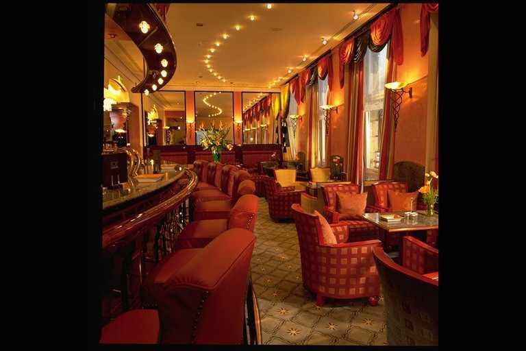 Steigenberger Park Hotel, Dusseldorf, Germany