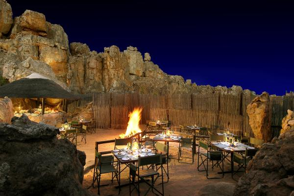 Kagga Kamma Private Game Reserve – Bushman Lodge