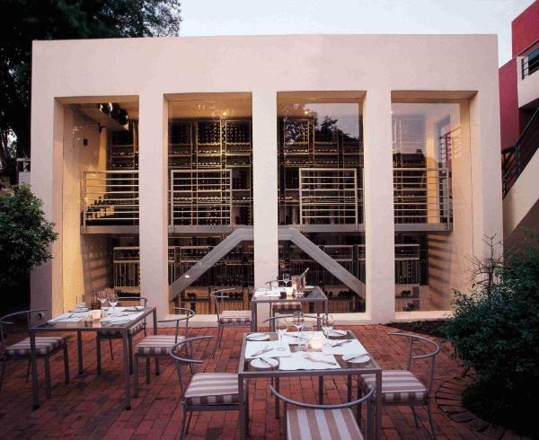 Sides Restaurant, Johannesburg, South Africa