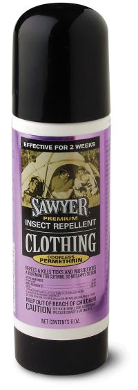 Sawyer Insect Repellent Permethrin