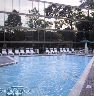 The Houstonian Hotel Club & Spa, Houston Texas