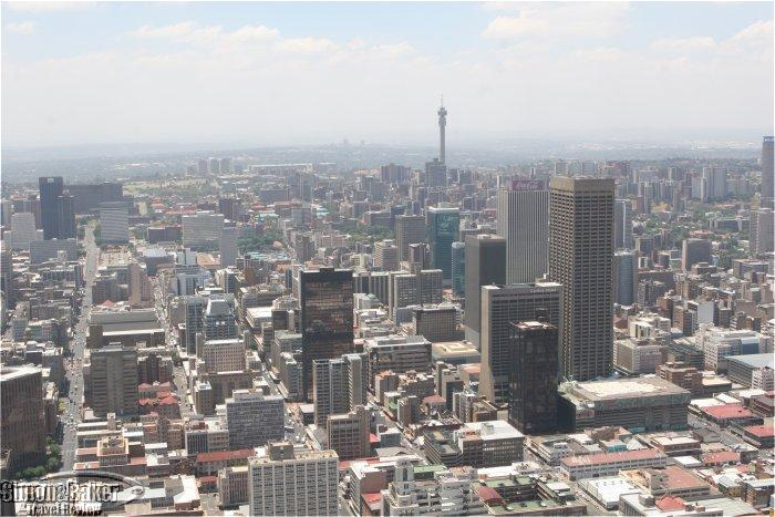 Helicopter Flight Johannesburg