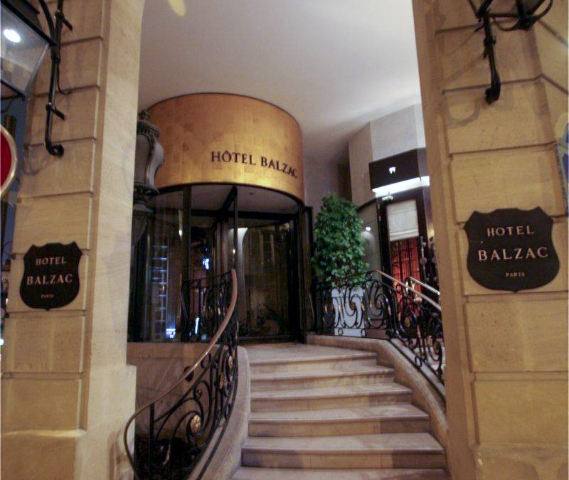 Le Balzac Restaurant