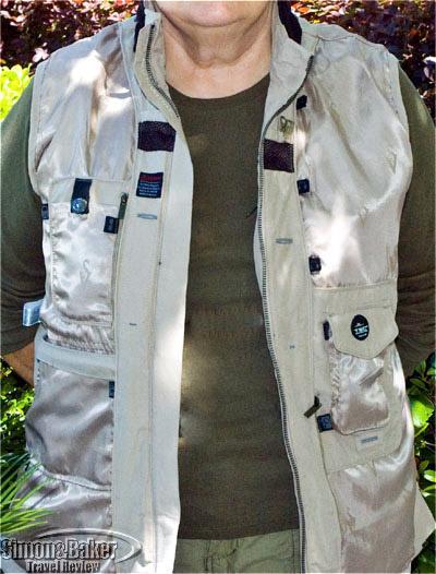 Scottevest Women's Travel Vest
