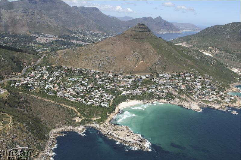 Cape Town Atlantico Helicopter Tour