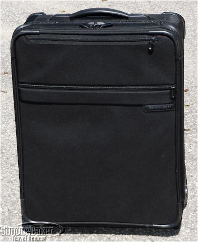 Briggs & Riley 20 Inch Carry-on Expandable Wide-body Upright