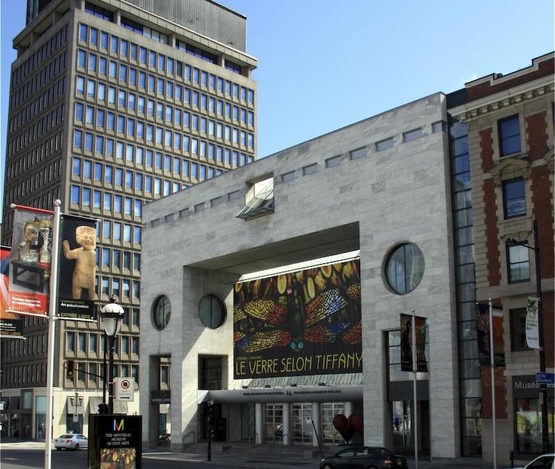 Montreal Museum of Fine Arts (MMFA)