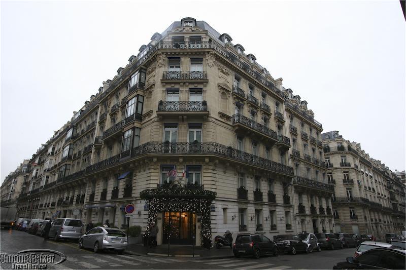 Hotel de La Trémoille