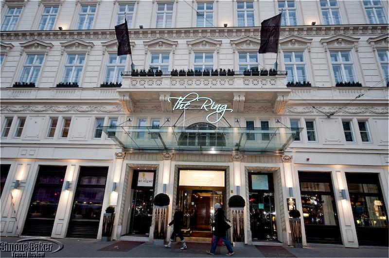 The ring hotel simon and baker travel review inc for The ring hotel vienna