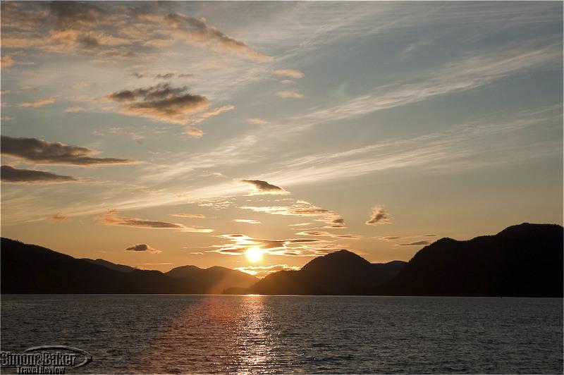 Fantasy Cruises – Island Spirit Northbound Alaska Cruise, Alaska