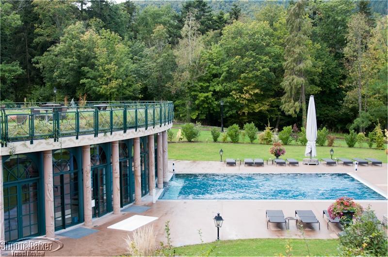 Romantik Hotel Spa Les Violettes