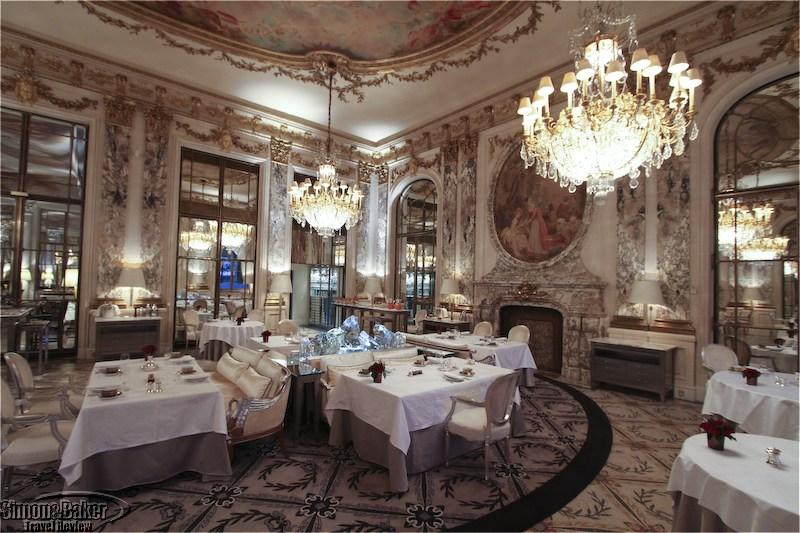 Le Meurice Restaurant