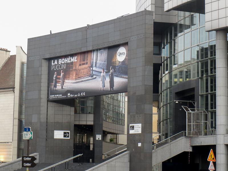 Opera Bastille – La Boheme