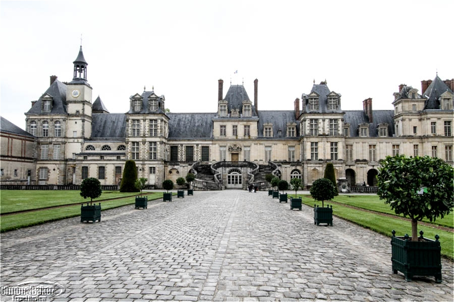 Fontainebleau Castle, France