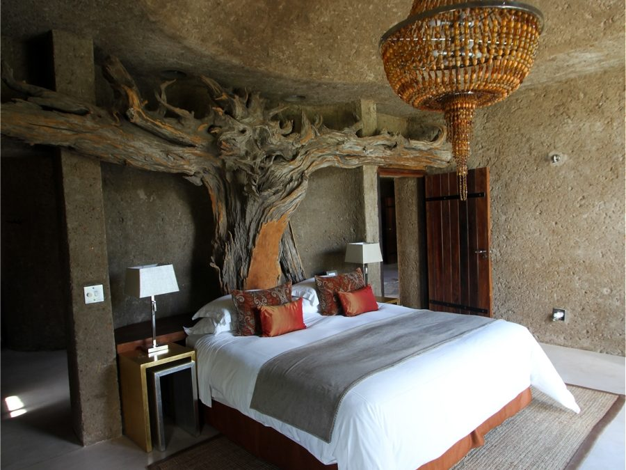 Sabi Sabi Earth Lodge (2017), Sabi Sand Game Reserve, South Africa