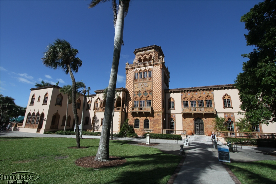 John and Mable Ringling Museum of Art, Sarasota, Florida