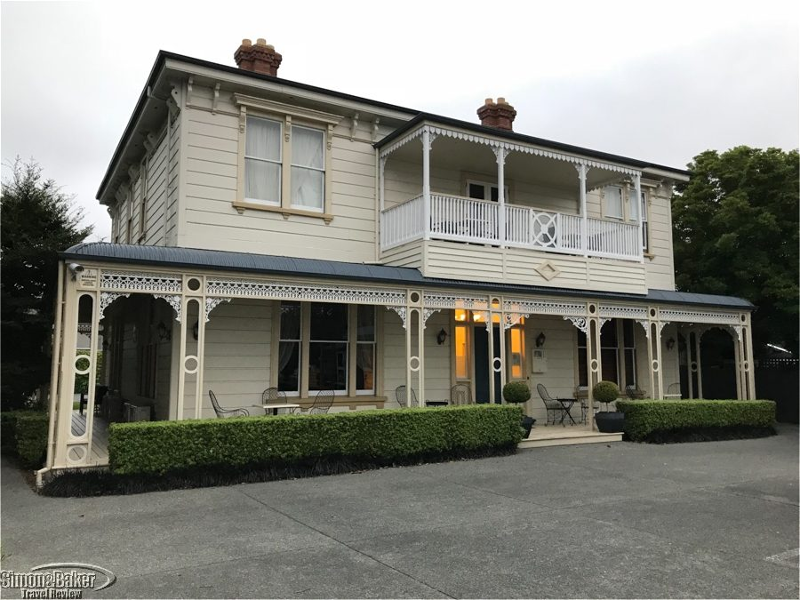 Merivale Manor & Apartments, New Zealand